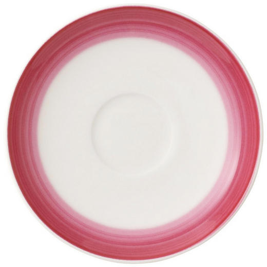 UNTERTASSE - Creme/Rosa, KONVENTIONELL, Keramik (12//cm) - Villeroy & Boch