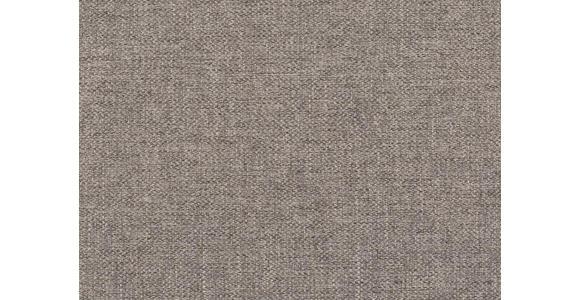 BOXSPRINGBETT Webstoff 180/200 cm  INKL. Topper - Eichefarben/Beige, Design, Holz/Textil (180/200cm) - Linea Natura