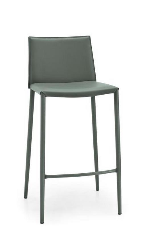 TRESENSTUHL Taupe - Taupe, Design, Metall (43/90/49,5cm)