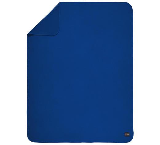 WOHNDECKE 150/200 cm - Blau, Design, Textil (150/200cm) - Novel