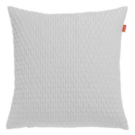 KISSENHÜLLE Silberfarben 50/50 cm - Silberfarben, Basics, Textil (50/50cm) - ESPRIT