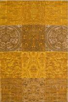 VINTAGE MATTA - gul, Lifestyle, textil (140/200cm) - Novel