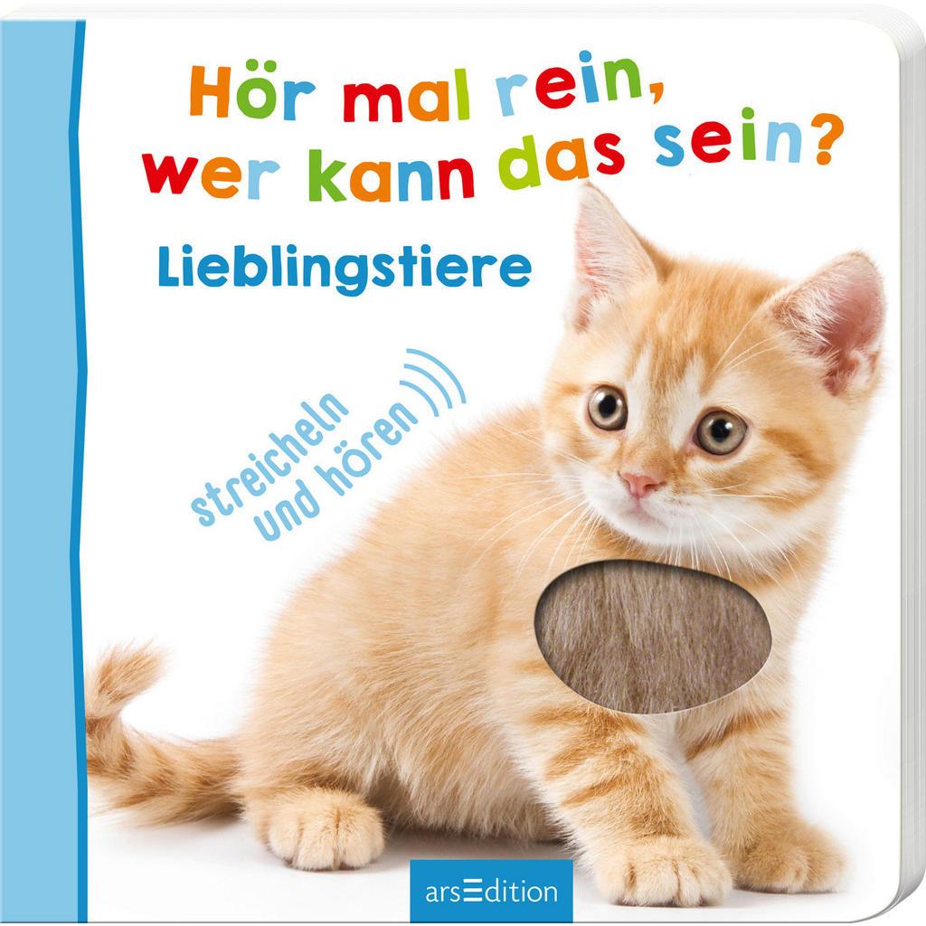 Image of Carlsen Sprechendes buch , 131188 , Multicolor , Textil, Karton , 19.5x19.5x1.9 cm , Geräuscheffekte , 008614003502