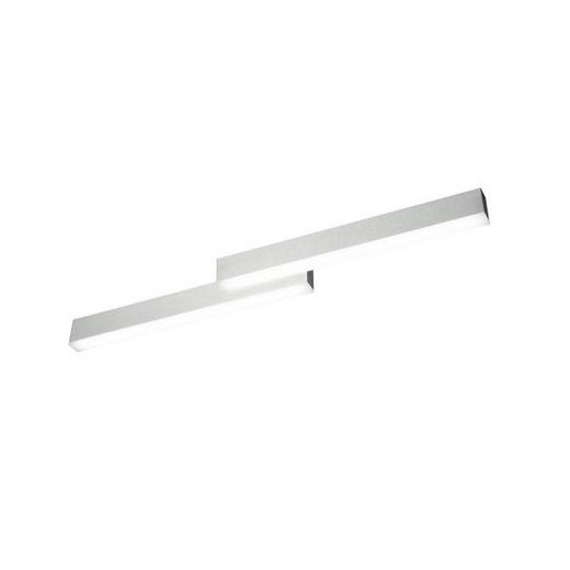 WANDLEUCHTE - Alufarben, Design, Metall (79/6/9,5cm)