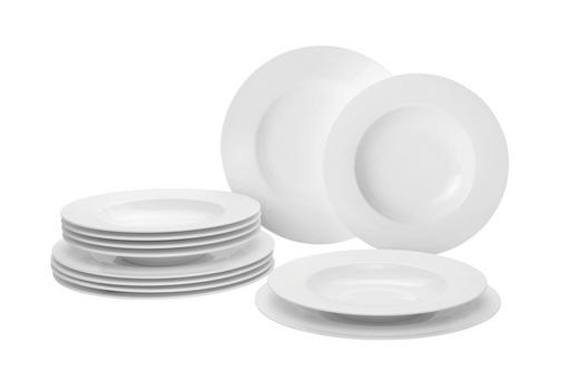 12/1 JEDILNI SERVIS ROYAL - bela, Basics, keramika (//null) - Villeroy & Boch