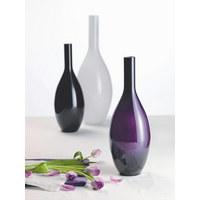 VASE 18 cm - Weiß, Basics, Glas (18cm) - Leonardo