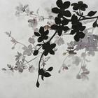 Zen BILD - Multicolor, Basics, Holz/Textil (100/100cm) - Monee