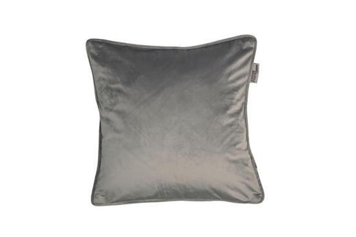 KISSENHÜLLE Creme, Grau 38/38 cm - Creme/Grau, Textil (38/38cm) - Schöner Wohnen