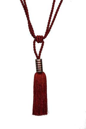 GARDINOMTAG - röd, Klassisk, metall/textil (60cm) - Homeware