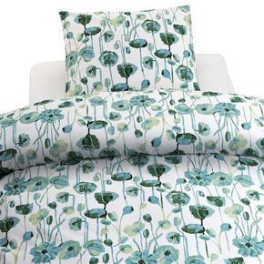 PÅSLAKANSET - grön, Basics, textil (50/150/60/210cm)