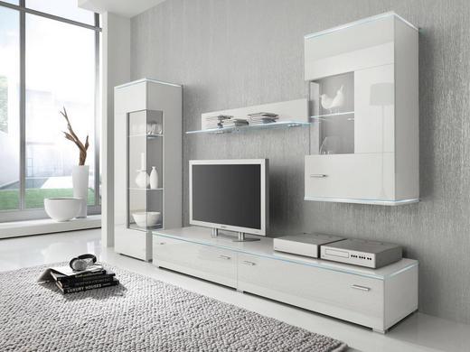 Wohnwand design weiß  WOHNWAND Weiß online kaufen ➤ XXXLutz
