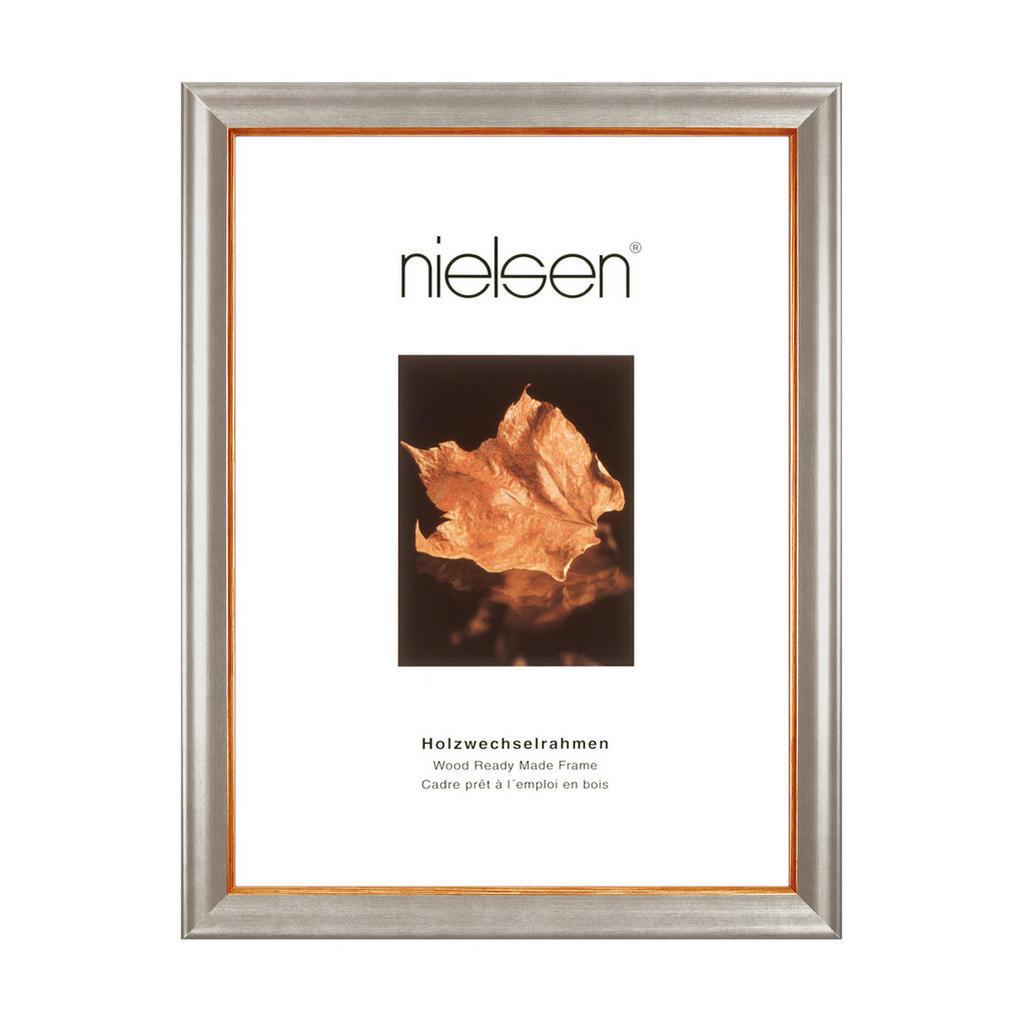 Nielsen Bilderrahmen silberfarben