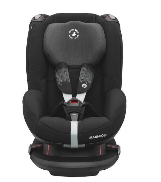 Kinderautositz Tobi - Schwarz, Basics, Kunststoff/Textil (44,5/72/63,5cm) - Maxi-Cosi