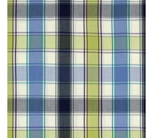VORHANGSTOFF per lfm blickdicht  - Blau/Weiß, LIFESTYLE, Textil (160cm) - Landscape