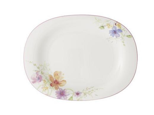SERVIERPLATTE - Multicolor, Basics, Keramik (34cm) - Villeroy & Boch