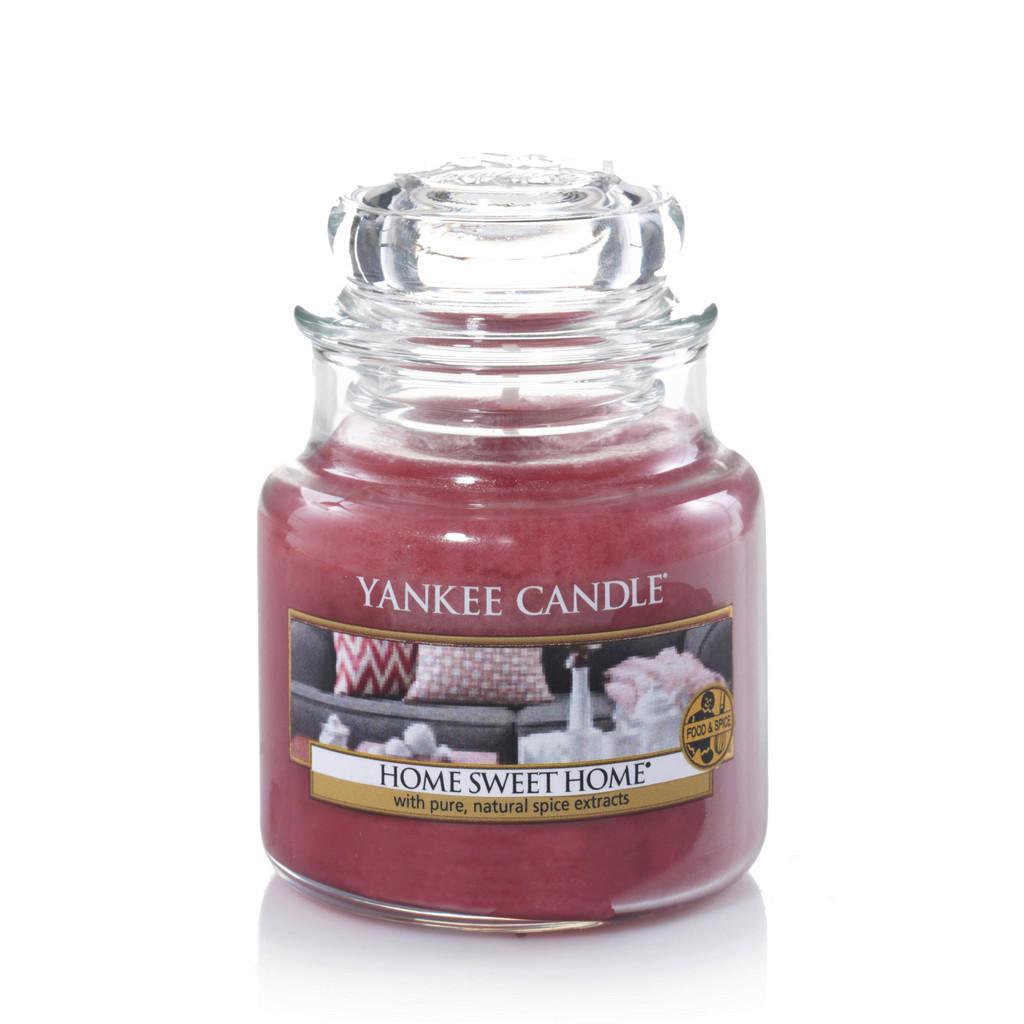 Yankee Candle Duftkerze Yankee Candle Home sweet Home