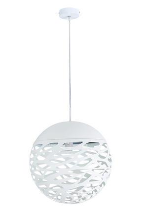 TAKLAMPA - vit, Design, metall (40/120cm) - Marama