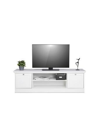 TV ELEMENT - bijela, Lifestyle, drvni materijal (160/48/45cm) - Landscape