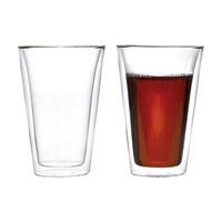 TEEGLAS 360 ml - Klar, Design, Glas (9,5/14,5cm) - NOVEL