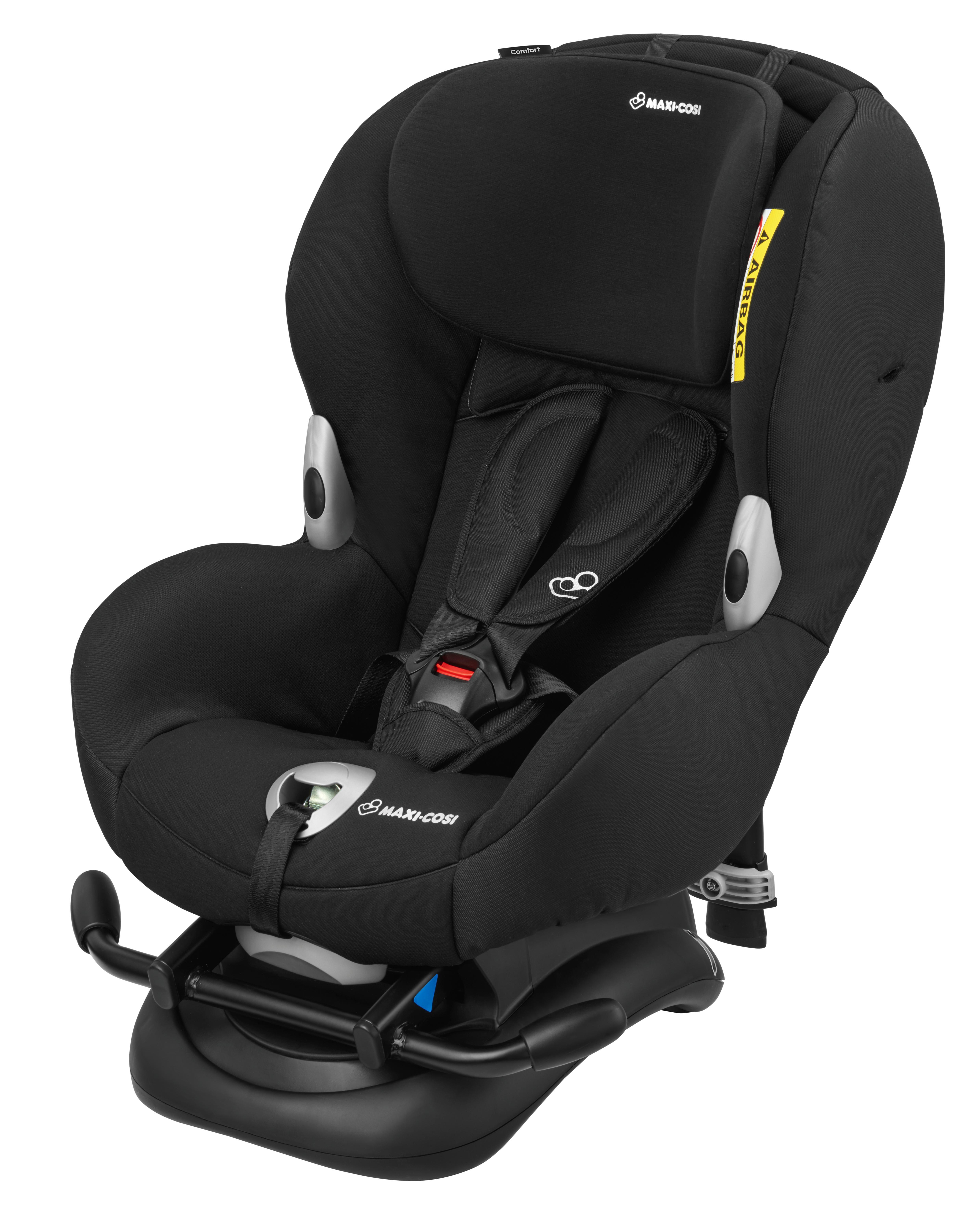 Mobi XP Comfort - svart, Basics, textil/plast - Maxi-Cosi
