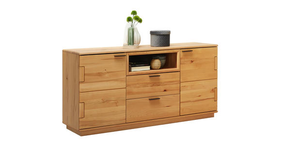 SIDEBOARD 164,4/80,9/43,2 cm  - Buchefarben, KONVENTIONELL, Holz (164,4/80,9/43,2cm) - Cantus