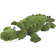 Plüschtier Krokodil - Creme/Grün, Basics, Textil (95cm) - My Baby Lou