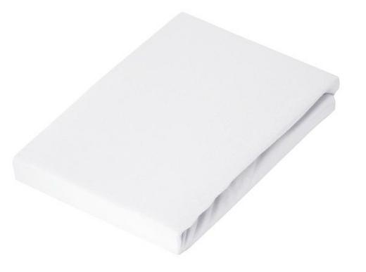 KINDERSPANNBETTTUCH - Hellgelb, Basics, Textil (65/135cm) - SCHLAFGUT