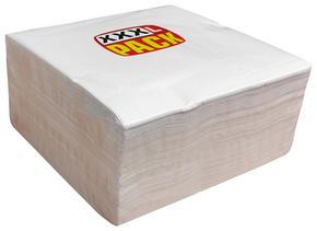 SERVETT - vit, Basics, papper (40/40cm) - Xxxlpack