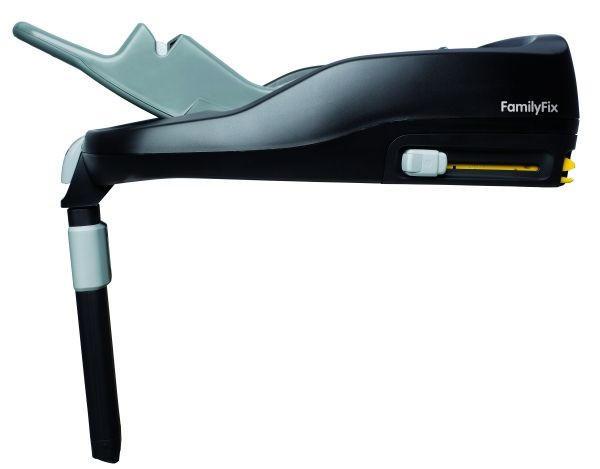 BASISSTATION FamilyFix - Schwarz, Basics, Kunststoff/Metall - MAXI COSI