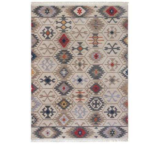 WEBTEPPICH - Multicolor, LIFESTYLE, Textil (160/230cm) - Novel