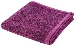 HANDTUCH 50/100 cm Lila  - Lila, Basics, Textil (50/100cm) - Esposa