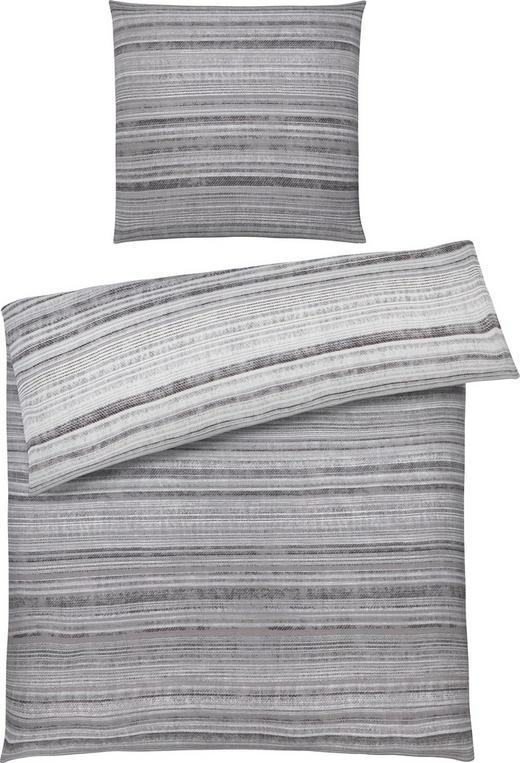 BETTWÄSCHE Grau 135/200 cm - Grau, Design, Textil (135/200cm) - Ambiente