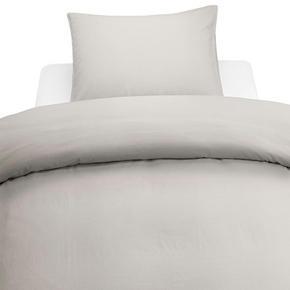 PÅSLAKANSET - beige, Klassisk, textil (220/210cm)