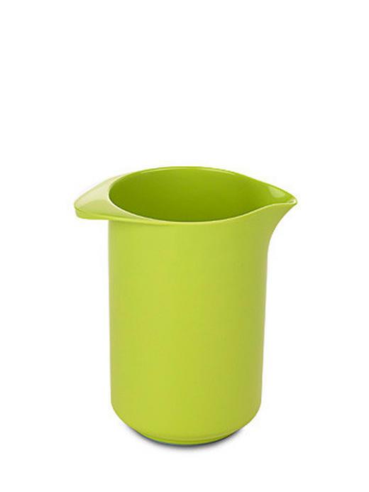 RÜHRSCHÜSSEL - Grün, Basics, Kunststoff (1l) - Mepal Rosti
