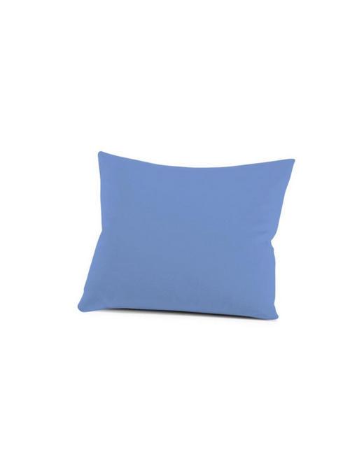 KISSENHÜLLE - Blau, Basics, Textil (40/60cm) - Schlafgut