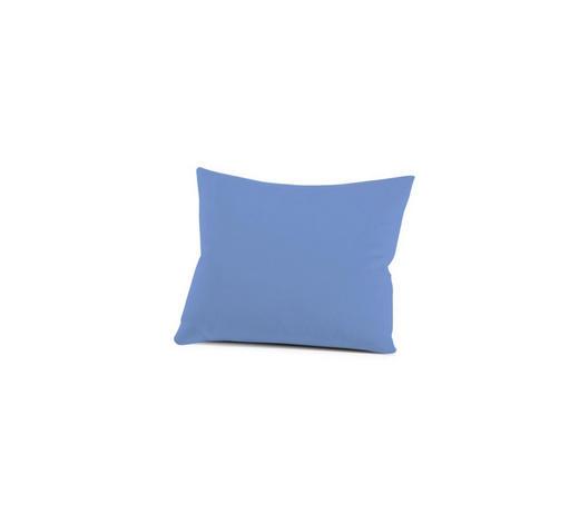 KISSENHÜLLE - Blau, Basics, Textil (40/40cm) - Schlafgut