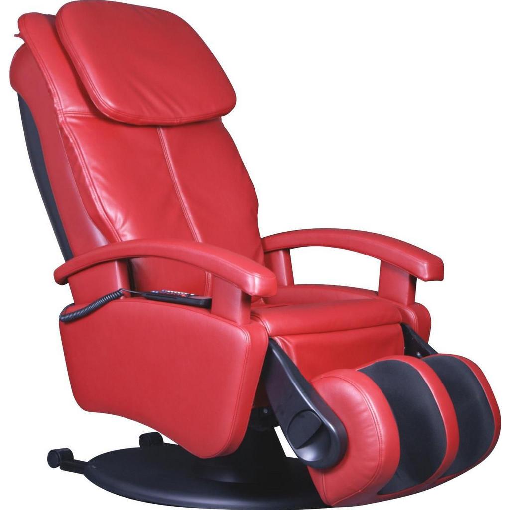 Cantus MASSAGESESSEL Rot | Wohnzimmer > Sessel > Massagesessel | Textil | Cantus