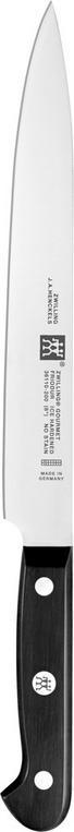 FLEISCHMESSER  20 cm - Schwarz, Basics, Kunststoff - Zwilling