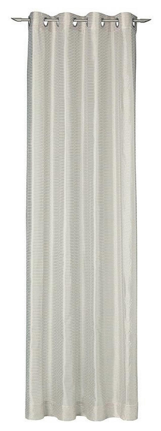 VORHANGSCHAL    140/250 cm - Naturfarben, Design, Textil (140/250cm) - Joop!