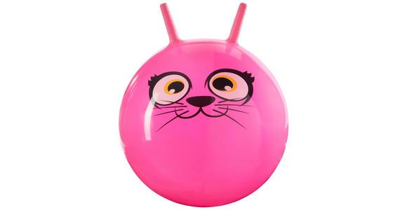 HÜPFBALL - Pink, Basics, Kunststoff (45cm) - My Baby Lou