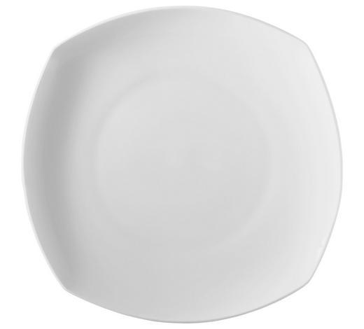 TALÍŘ JÍDELNÍ, kostní porcelán (bone china) - bílá, Basics, keramika (26,5cm) - Novel