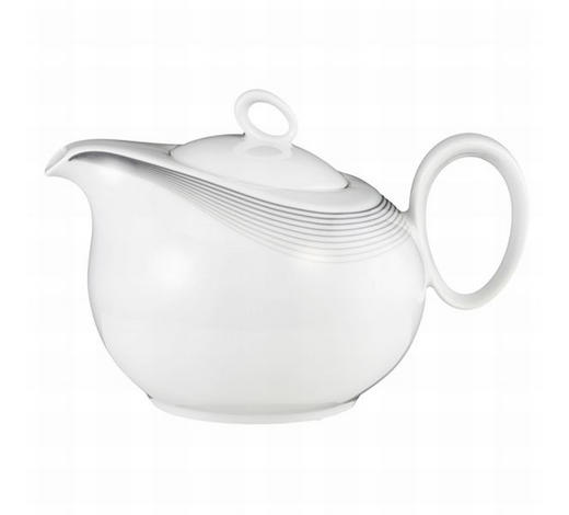 ČAJNIK - bijela, Konvencionalno, keramika (15/25/15cm) - Seltmann Weiden