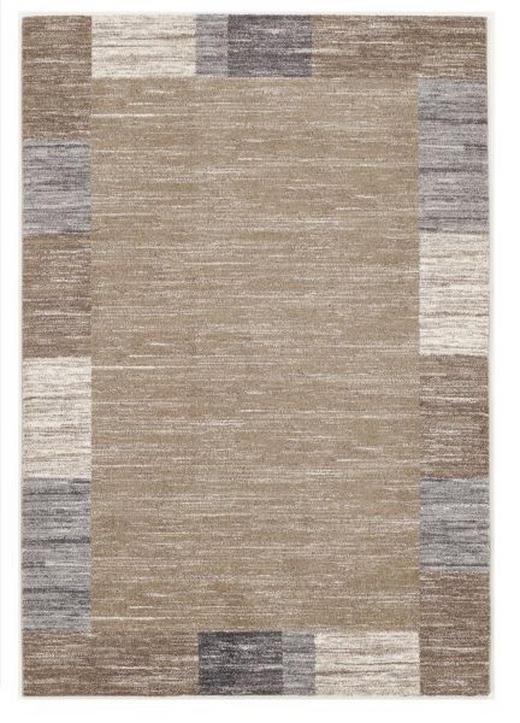 FLACHWEBETEPPICH  120/170 cm  Beige, Braun - Beige/Braun, Basics, Textil (120/170cm) - Novel