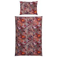BETTWÄSCHE 140/200 cm - Beere, KONVENTIONELL, Textil (140/200cm) - Estella