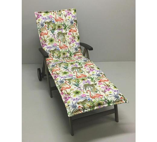 LIEGENAUFLAGE in Multicolor Tier - Multicolor, Design, Textil (60/200/4cm)