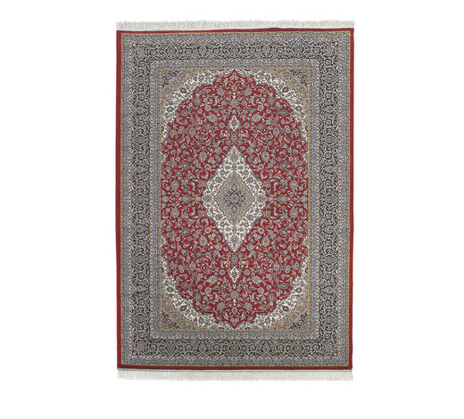 WEBTEPPICH - Rot, LIFESTYLE, Textil (125/200cm) - Esposa