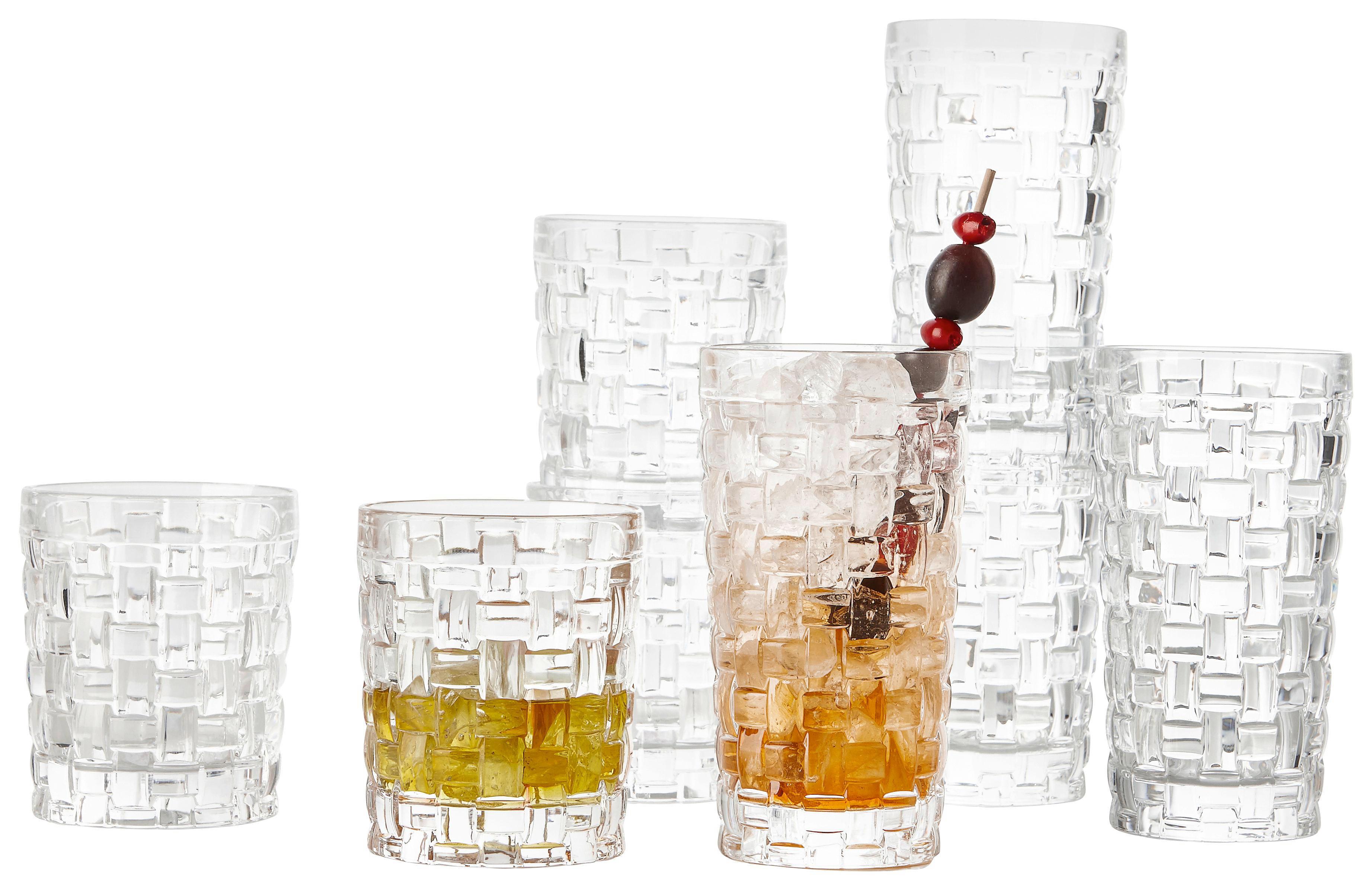 GLÄSERSET 4-teilig - Basics, Glas (10cm) - NACHTMANN
