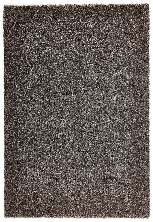 HOCHFLORTEPPICH  135/200 cm  gewebt  Grau - Grau, Basics, Textil (135/200cm) - Novel