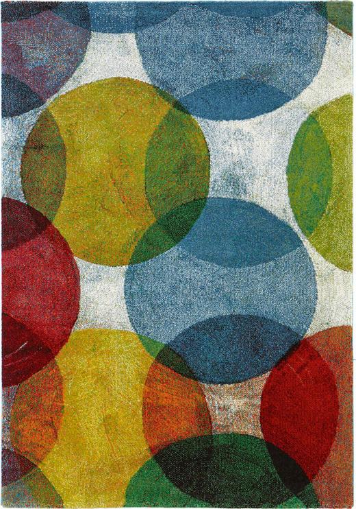 WEBTEPPICH - Multicolor, Trend, Textil (133/190cm) - Novel