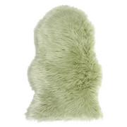 KUNSTFELL - Mintgrün, KONVENTIONELL, Textil (60/90cm) - Boxxx